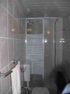 One of the both shower places