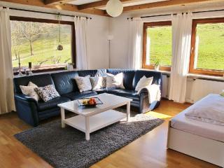 Vacation Apartment in Schleching - 915 sqft, unique, quiet, active (# 7261)