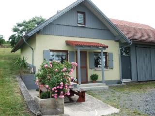 Vacation Apartment in Stadtlauringen - 646 sqft, central, comfortable, active