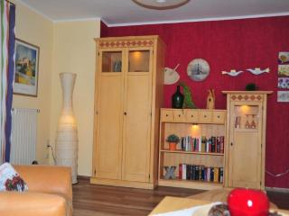 Vacation Apartment in Saerbeck - 797 sqft, bright, comfortable, active (# 9285)