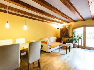 Tranquilo apartamento con terraza, Barcelona