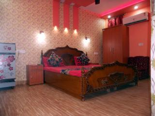 Deluxe Double Bed AC Room in Mystique Moments B&B, New Delhi