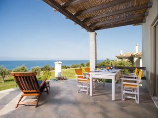 Ploes Villas-Sun Villa- Ionian beach, Anc. Olympia, Skafidia