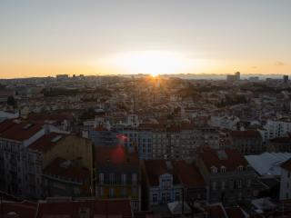 """The Sunset Nest"", Lisbon"
