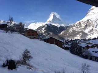 Apartment Alba with stunning views of Matterhorn, Zermatt