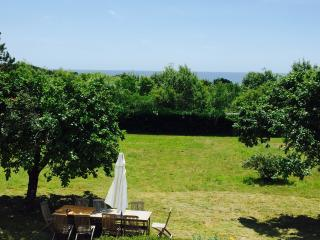 Fantastic sea views close to the ocean., Moelan sur Mer