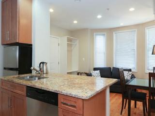 Easy access to Logan, Dupont Wooldey Park/Columbia Heights metro 0.7 miles away, Washington, D.C.