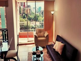 Modern 3bedroom apartment located near Lleras Park, Medellin