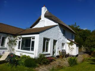 Thatched Cottage in Seaside Village of Georgeham
