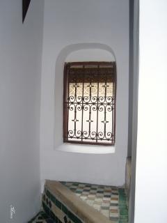 accès aux étages