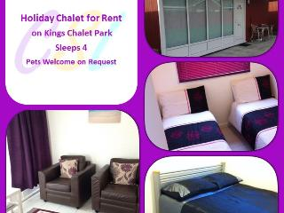 Holiday Chalet for Rent, Skegness