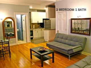 Serenity In Midtown 2 bedroom 1 bath, New York