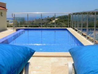 Luxury Apartment, Great Views,Private Rooftop Pool, Kalkan
