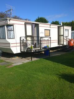 6 berth caravan