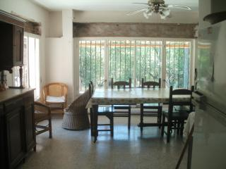 Owner rent, comfortable and spacious house in vill