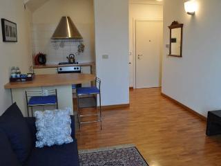 soggiorno con angolo cottura - living room with kitchen