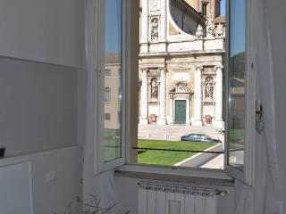 La Loggetta apt 2, in historic center, parking, Ravenne