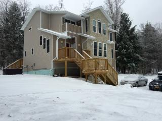 New House On Killington Access Road