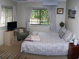Double Bed in The Top Room.
