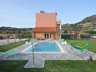 Villa Sephora with heated pool