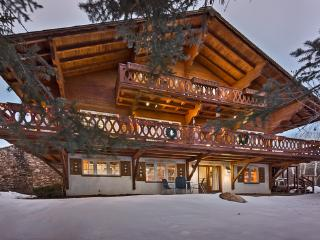 Senner Chalet - Authentic Private Mountain Home with Hot Tub, Steamboat Springs