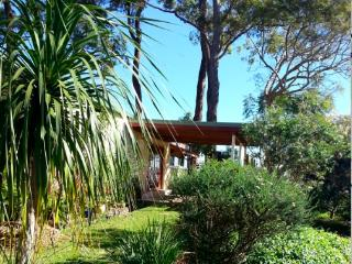 Newrybar Studio - Peaceful Hideaway near Byron bay