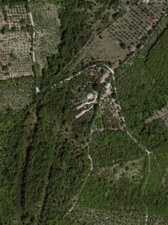 Veduta dal satellite