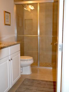 private queen bathroom