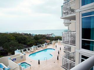 Great one bedroom on the ocean at Horizon at 77th!, Myrtle Beach