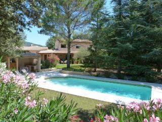 Chambre d'hôtes avec piscine dans le Luberon, Lauris