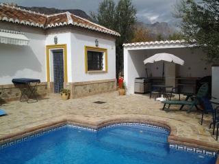 Holiday villa for rent in Alcaucín