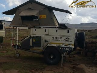 Hire a Fully Equipped Camping/Expedition Trailer, Durban