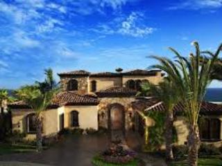 Novaispania Quivira Luxury Villa 4 BDR/5 BA for 10, Cabo San Lucas