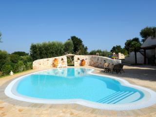 Appartamentio l'Olivo in Villa Le Carrube