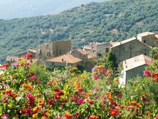 Atorrabella, 18th c. corsican tower house, Fozzano