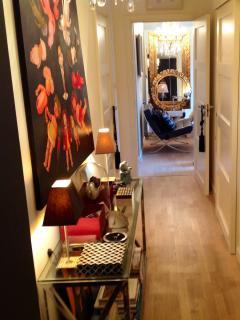 Apartament corridor