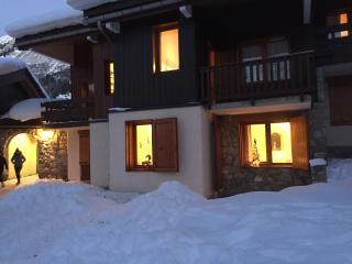 Appartement  de charme skis aux pieds 4 personnes
