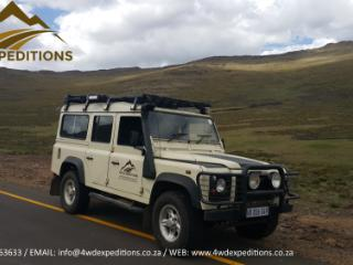 Safari Ready, 4x4 Vehicle Hire, Durban