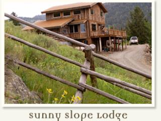 Eco Friendly, Custom Log Lodge, Gardiner