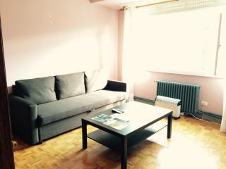 Lugo Rooms Suite 2, Dormitorio+salón