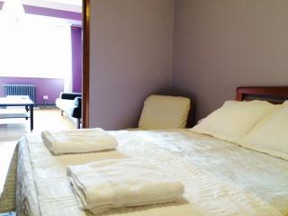 Lugo Rooms Suite 1, Dormitorio+salón
