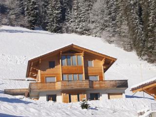 5 Bed Luxury Alpine Chalet in Gstaad-Zweisimmen