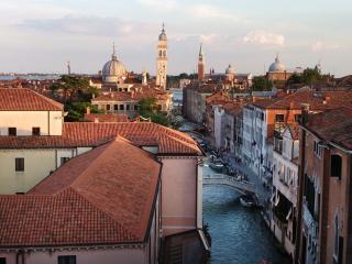 Cà San Lorenzo con vista spettacolare, Venice