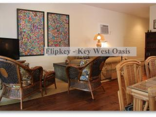 The Open-Floor Plan Feels Warm and Inviting...