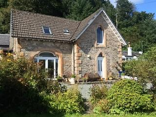 Craigiemichael Coach House, sea views, peaceful location