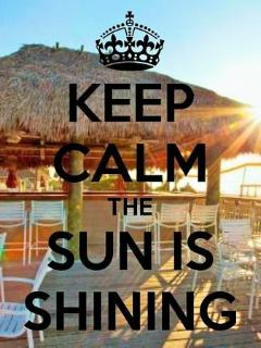 The Tikki Hut is just steps away.....sun, sand, nibbles & beverages beachside.
