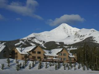 Ski in ski out; Unobstructed lake/mtn views, Big Sky