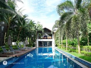 Splendid apartment only 300m to Bang Tao beach, Bang Tao Beach