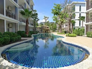 New beachfront apartment at Rawai