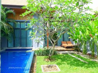 Lovely private pool 2-bedroom villa